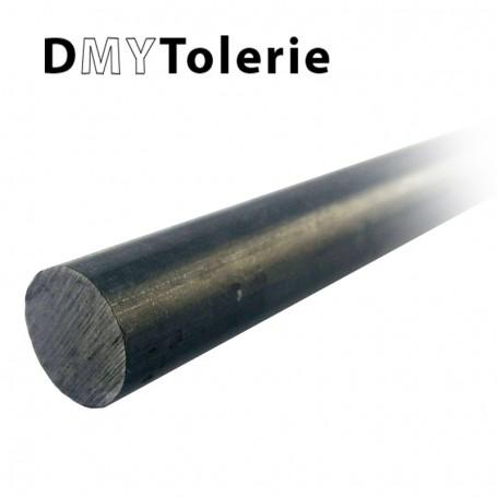 Barre Fer rond plein en acier D 14 mm - Longueur 1 mètre - Découpe sur mesure offerte