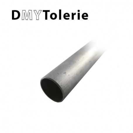 Tube rond aluminium D20 x 2 mm - Longueur 1 mètre - Découpe sur mesure sur demande
