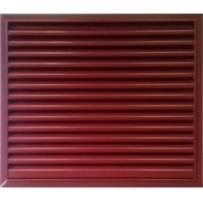Grille de clôture, grille de défense, grille de ventilation, grille à ventelles, grille aération