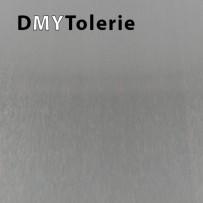 Moyennes pièces en tôle aluminium dimensions Largeur 300/300/300 x Longueur 1600 mm maxi