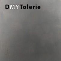 Moyennes pièces de tôle en acier dimensions Largeur 300/300/300 x Longueur 1600 mm maxi