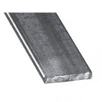 Barre de fer plat acier