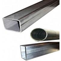 Visserie, bouchons et embouts plastiques pour tubes carrés et rectangulaires, équipements de soudure