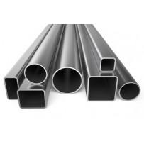 Les tubes de forme carré, rectangulaire ou ronde sont coupés sur mesure suivant vos côtes sans supplément jusqu'à 3 mètres