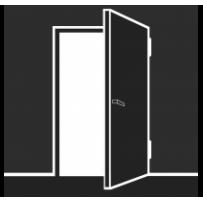 Des portes standards ou sur mesure, à ventelles, grillagées, etc...
