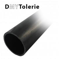 Les tubes ronds en acier sont coupés gratuitement à vos dimensions jusqu'à 3 mètres de longueur